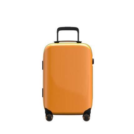 """Чемодан Xiaomi Ninetygo Iceland 24"""" yellow M"""