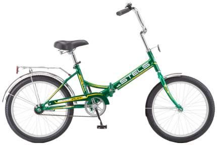 Велосипед детский двухколесный Stels Pilot-410 20 зелено-желтый