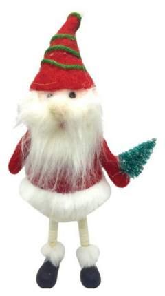 Фигура новогодняя Новогодняя Сказка Санта с елочкой 973168