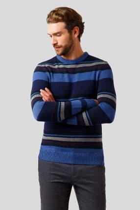 Джемпер мужской Finn Flare W18-42100 синий 2XL