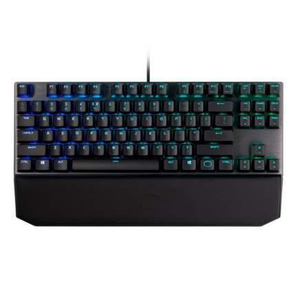 Игровая клавиатура Cooler Master Master Keys Black (MK-730-GKCR1-RU)