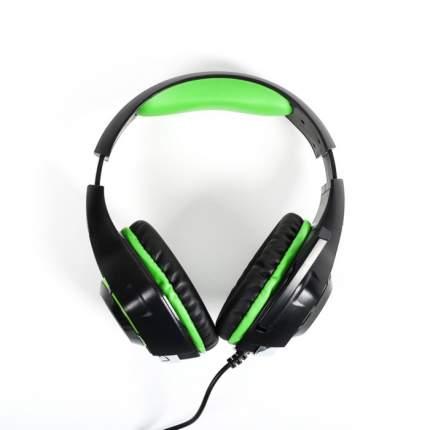 Игровые наушники CROWN (СМ1789) CMGH-102T Green