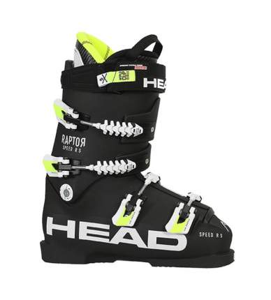 Горнолыжные ботинки HEAD Raptor 140 Speed RS 2018, black, 29.5