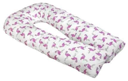 Подушка для мам AmaroBaby Фламинго 35x340 см