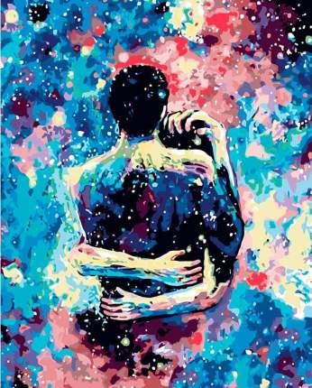 Картина по номерам Живопись по Номерам Космическая любовь, 40x50