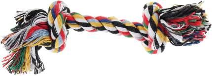 Грейфер для собак TRIXIE Веревка с двумя узлами, разноцветный, 15 см