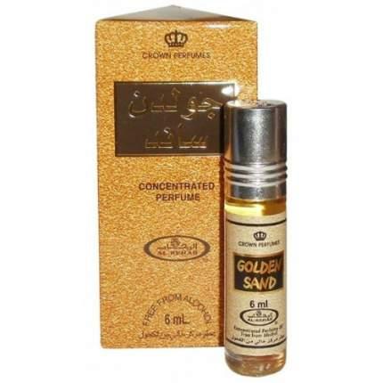 Масло парфюмерное Al Rehab Golden Sand, 6 л