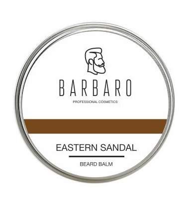 Бальзам для ухода за бородой Barbaro Eastern Sandal 26 гр