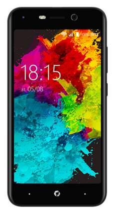 Смартфон BQ 5008L Brave 16Gb Black