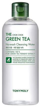 Мицеллярная вода Tony Moly The Chok Chok Green Tea Cleansing Water 300 мл