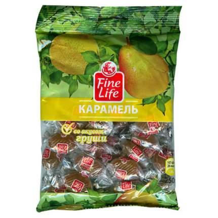 Карамель Fine Life леденцовая со вкусом груши 250 г