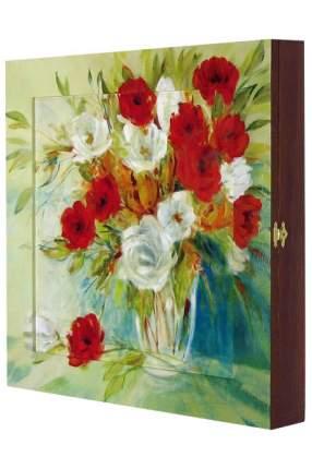 "Ключница ""Carol Robinson - Vibrant Bouquet II"""