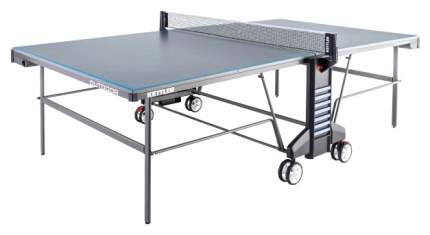 Теннисный стол Kettler Outdoor 4 серый, с сеткой