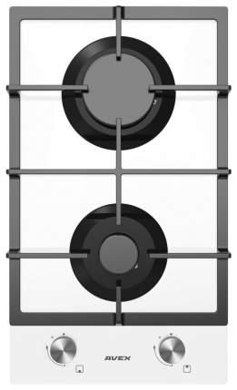 Встраиваемая варочная панель газовая AVEX HM 3022 W White