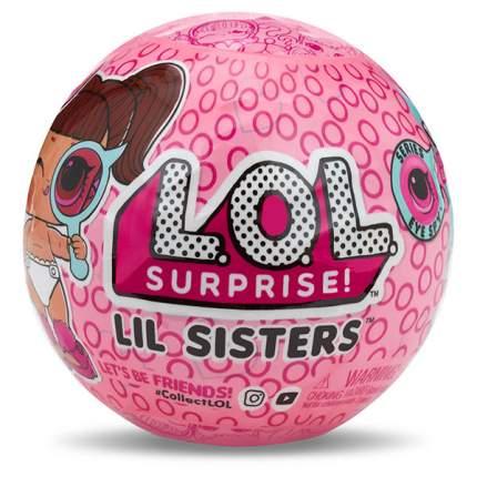 Кукла L.O.L. Surprise сестрёнки Декодер 552147