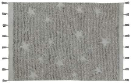 Ковер Lorena Canals Звезды хиппи серые 120*175