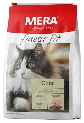 Сухой корм для кошек MERA Finest Fit Giant, для крупных пород, курица, 0,4кг