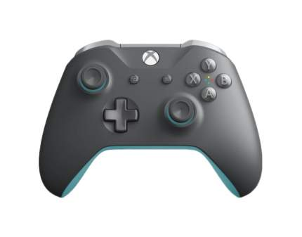 Геймпад Microsoft Xbox One WL3-00106 Grey