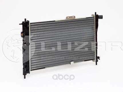Радиатор охлаждения двигателя Luzar LRC05470