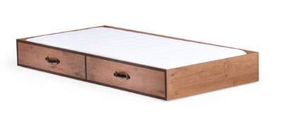 Кровать выдвижная Cilek 90х190 Pirate