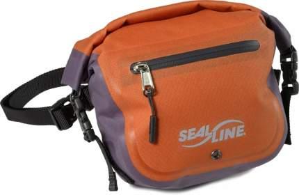 Гермосумка SealLine Seal Pak 4 л оранжевая