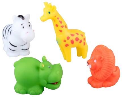 Набор игрушек Пома для ванной Путешествие по Африке 4 шт