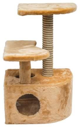 Комплекс для кошек Дарэлл, 3 уровня, цвет в ассортименте