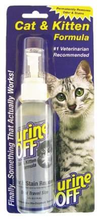 Нейтрализатор органических пятен и запаха Urine Off Odor and Stain Remover 118 ml