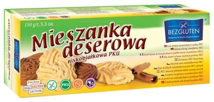 Печенье Bezgluten ассорти без глютена 150 г