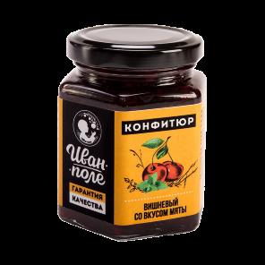 Конфитюр Иван-поле вишневый со вкусом мяты 230 г