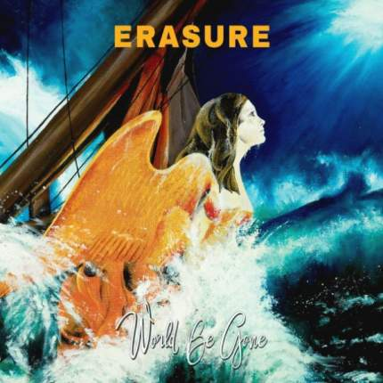 """Аудио диск Erasure """"World Is Gone"""""""