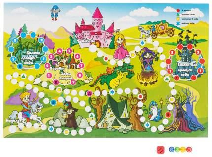 Семейная настольная игра Гелий Замок принцессы
