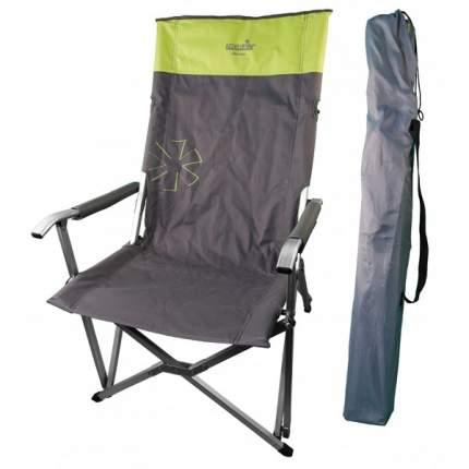 Кресло Norfin Vaasa NF grey/green