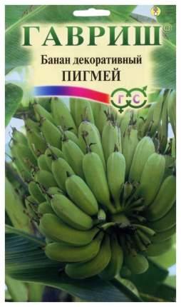 Семена Банан декоративный абиссинский Пигмей, 3 шт, Гавриш