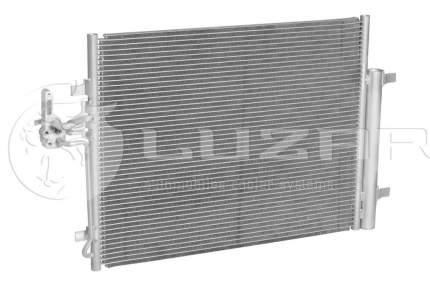Радиатор кондиционера автомобильный Luzar LRAC1041