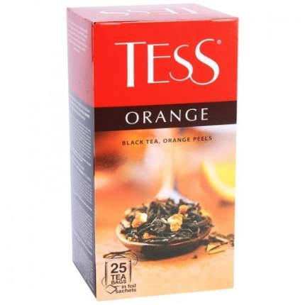Чай черный Tess orange 25 пакетиков