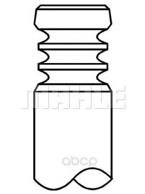 Клапан двигателя впускной opel: astra f 1.6 si/1.6 i 16v 91-98 Mahle 011VE30337000