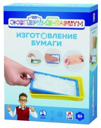 Набор для исследования 1 TOY Экспериментариум Изготовление бумаги