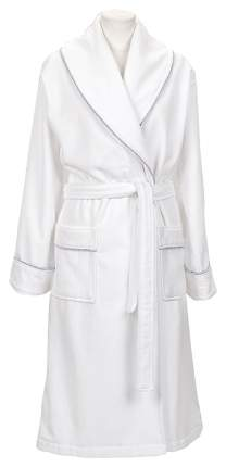 Халат Gant Home Premium Velour Robe 856002603 белый XL