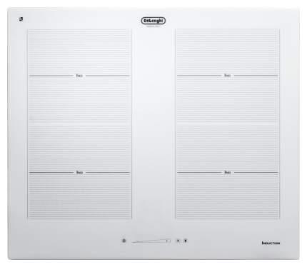Встраиваемая варочная панель индукционная Delonghi PIND 5 B White