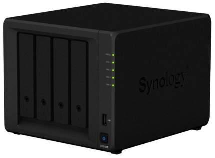 Сетевое хранилище данных Synology DS918+