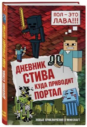 Графический роман Дневник Стива. Книга 9, Куда приводит портал