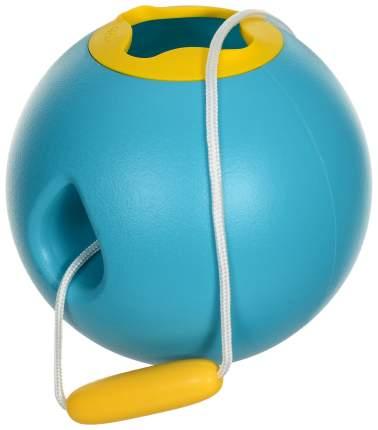 Игрушка для купания Quut Ведёрко для воды Ballo Lagoon Green + Mellow Yellow