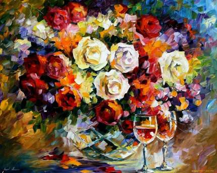 Картина по номерам Color Kit Романтика
