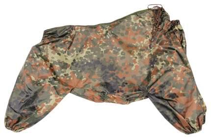 Комбинезон для собак Gamma унисекс, коричневый, длина спины 45 см