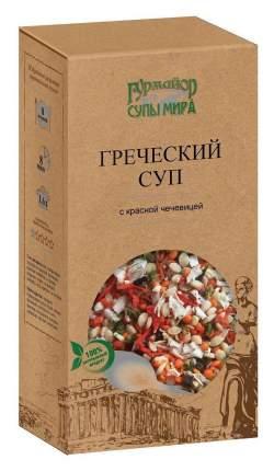 Супы мира Гурмайор греческий суп с красной чечевицей 210 г
