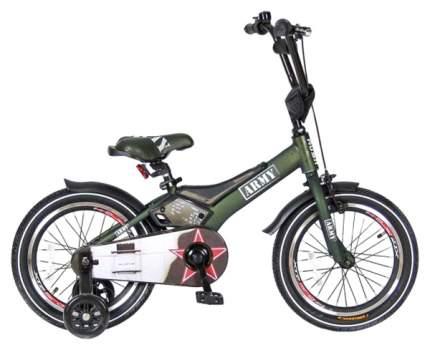 "Велосипед Velolider Rush Army 16"" Хаки RA16"