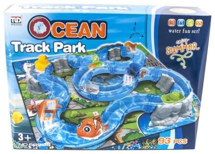 Детский водяной трек TLD Ocean Park, 93 детали TL-69908