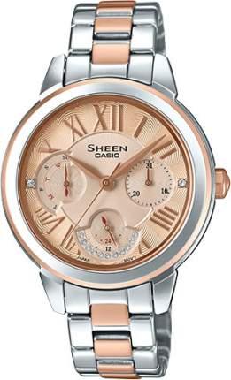 Наручные часы кварцевые женские Casio Sheen SHE-3059SPG-9A