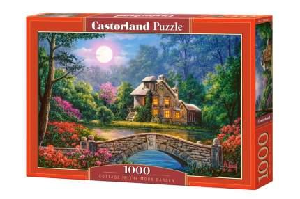 CASTORLAND Пазл Castorland Cottage in the moon garden, 1000 элементов C-104208